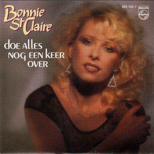 Coverafbeelding Doe Alles Nog Een Keer Over - Bonnie St Claire