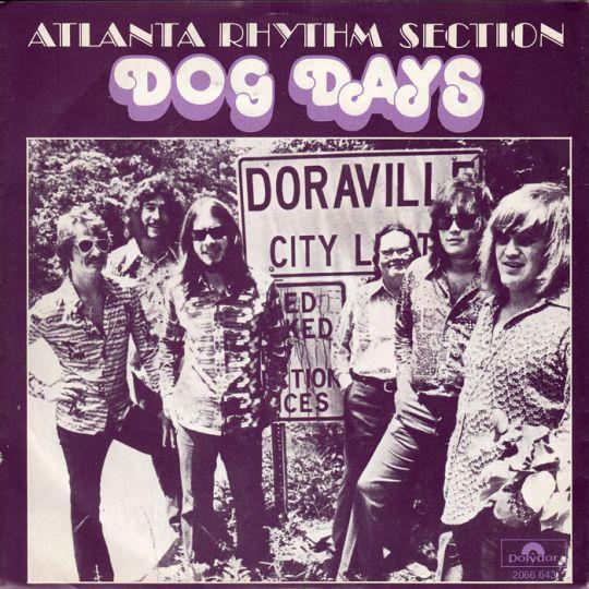 Coverafbeelding Dog Days - Atlanta Rhythm Section