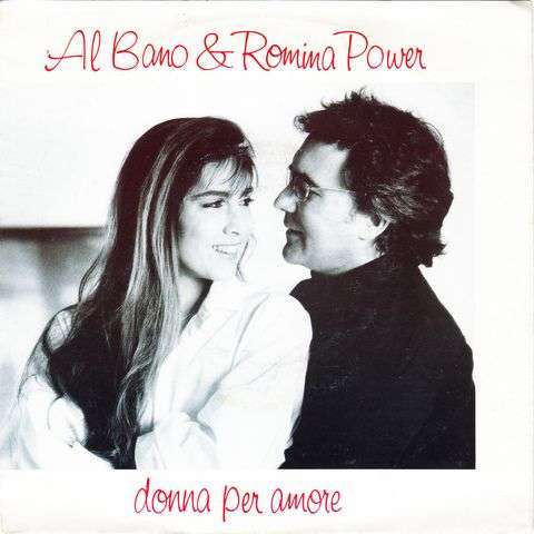 Coverafbeelding Donna Per Amore - Al Bano & Romina Power