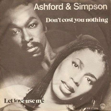 Coverafbeelding Ashford & Simpson - Don't Cost You Nothing