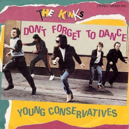 Coverafbeelding Don't Forget To Dance - The Kinks