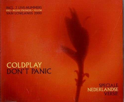 Coverafbeelding Coldplay - Don't Panic