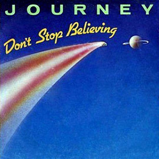 Coverafbeelding Don't Stop Believing - Journey
