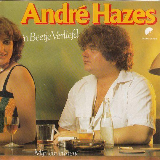 Coverafbeelding 'n Beetje Verliefd - André Hazes