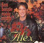 Coverafbeelding Een Bossie Rooie Rozen - Alex