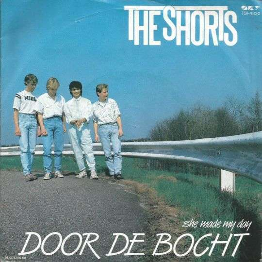 Coverafbeelding Door De Bocht - The Shorts