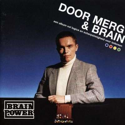 Coverafbeelding Door Merg & Brain - Brainpower