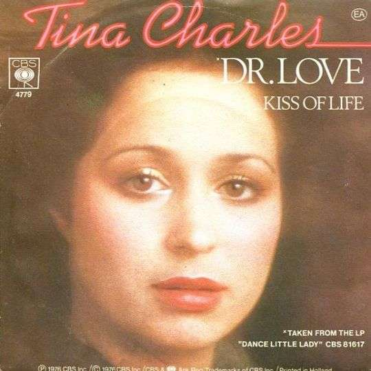 Coverafbeelding Dr. Love - Tina Charles