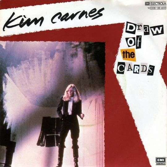 Coverafbeelding Draw Of The Cards - Kim Carnes