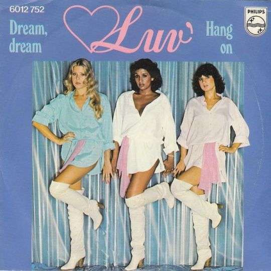 Coverafbeelding Dream, Dream - Luv'