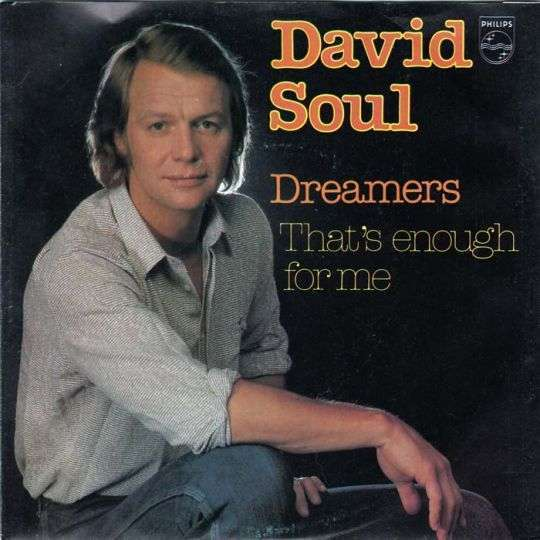 Coverafbeelding Dreamers - David Soul