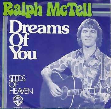 Coverafbeelding Dreams Of You - Ralph Mctell