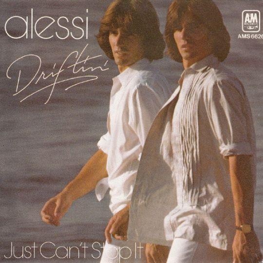Coverafbeelding Driftin' - Alessi