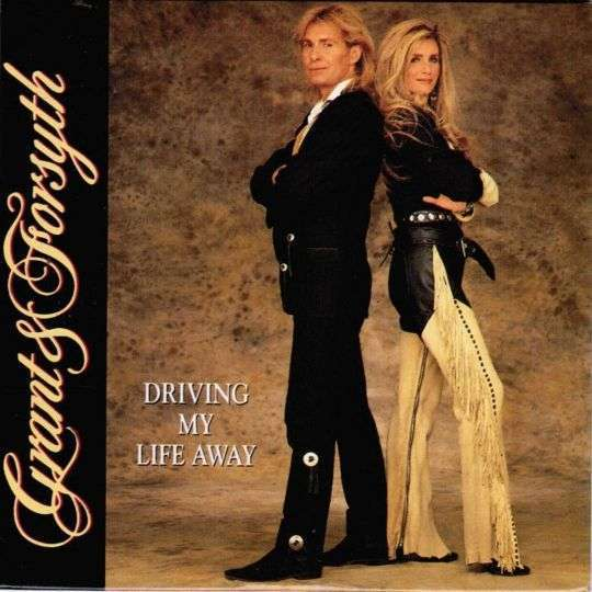 Coverafbeelding Driving My Life Away - Grant & Forsyth