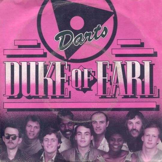Coverafbeelding Darts - Duke Of Earl