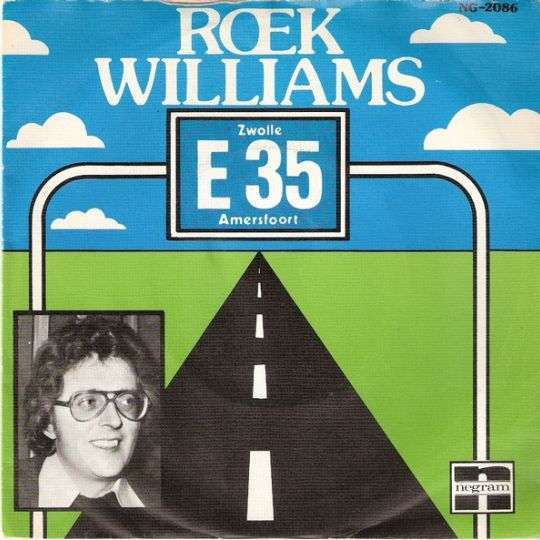 Coverafbeelding E 35 - Roek Williams