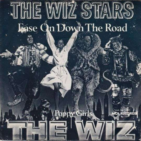Coverafbeelding Ease On Down The Road - The Wiz Stars