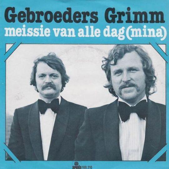 Coverafbeelding Gebroeders Grimm - Meissie Van Alle Dag (Mina)