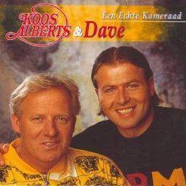 Coverafbeelding Een Echte Kameraad - Koos Alberts & Dave