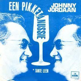 Coverafbeelding Een Pikketanussie - Johnny Jordaan
