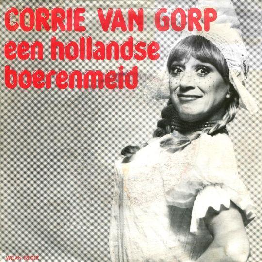 Coverafbeelding Een Hollandse Boerenmeid - Corrie Van Gorp
