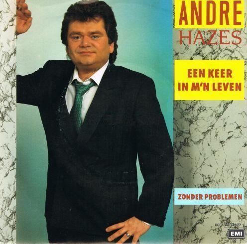 Coverafbeelding Een Keer In M'n Leven - André Hazes