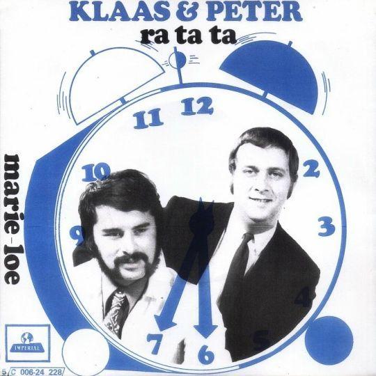 Coverafbeelding Ra Ta Ta - Klaas & Peter