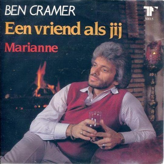 Coverafbeelding Een Vriend Als Jij - Ben Cramer