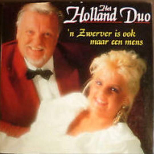 Coverafbeelding Het Holland Duo - 'n Zwerver Is Ook Maar Een Mens