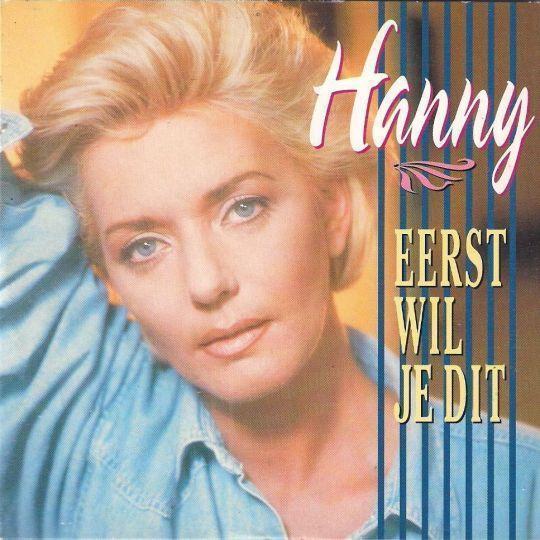 Coverafbeelding Eerst Wil Je Dit - Hanny