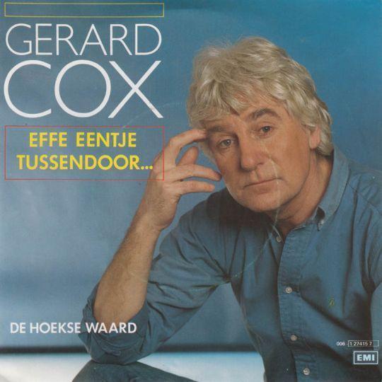 Coverafbeelding Effe Eentje Tussendoor... - Gerard Cox