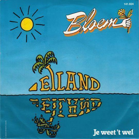 Coverafbeelding Eiland - Bloem