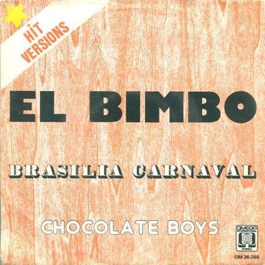 Coverafbeelding El Bimbo - Chocolate Boys