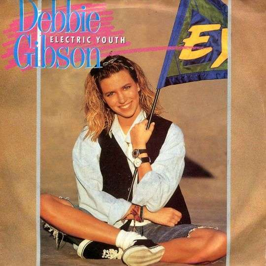 Coverafbeelding Electric Youth - Debbie Gibson