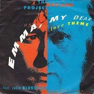 Coverafbeelding Emma, My Dear - Love Theme - The Bolland Project Feat. Colin Blunstone