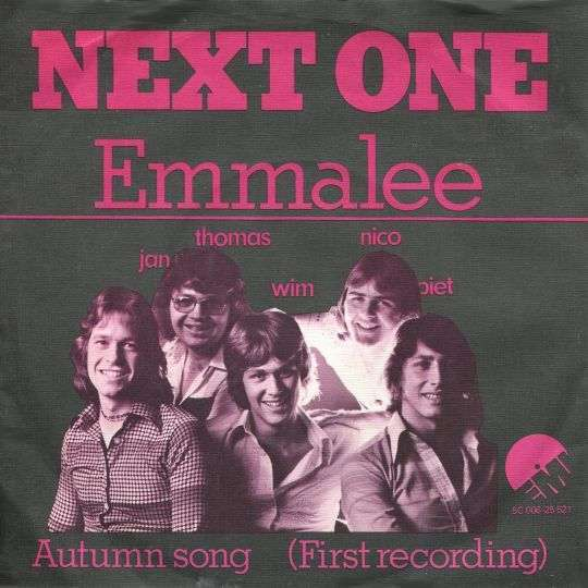 Coverafbeelding Emmalee - Next One