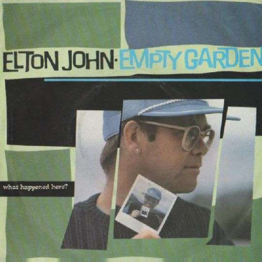 Coverafbeelding Empty Garden (What Happened Here?) - Elton John