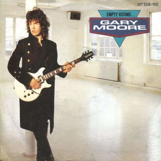 Coverafbeelding Empty Rooms - Gary Moore