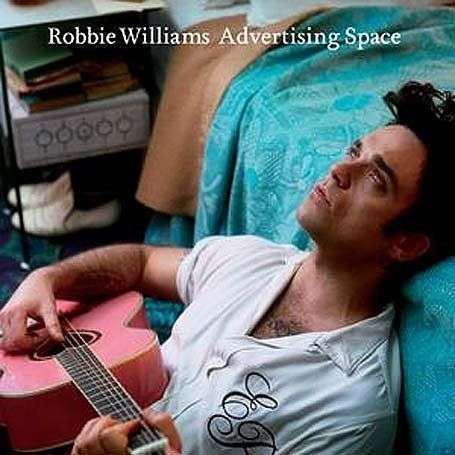 Coverafbeelding Advertising Space - Robbie Williams