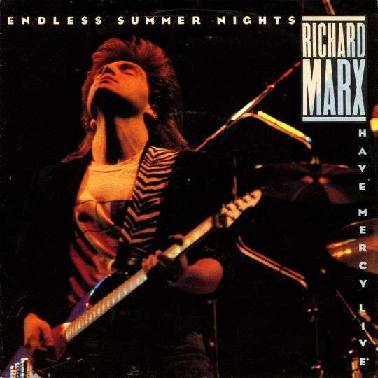 Coverafbeelding Endless Summer Nights - Richard Marx