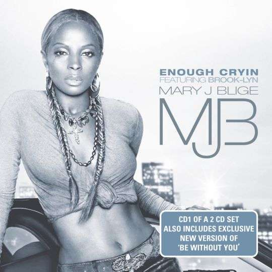 Coverafbeelding Enough Cryin - Mary J Blige Featuring Brook-Lyn