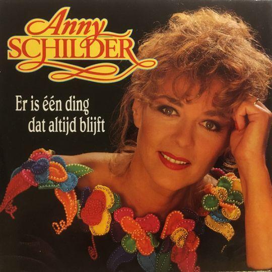 Coverafbeelding Er Is �n Ding Dat Altijd Blijft - Anny Schilder