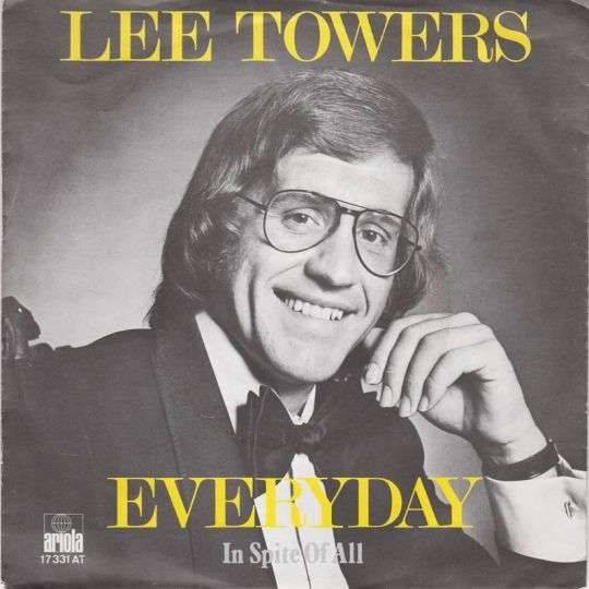 Coverafbeelding Everyday - Lee Towers