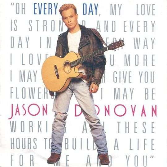 Coverafbeelding Every Day - Jason Donovan