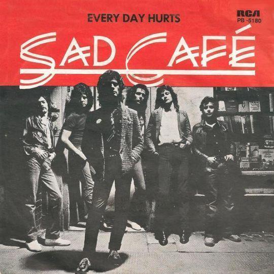 Coverafbeelding Every Day Hurts - Sad Café