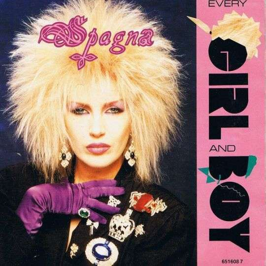 Coverafbeelding Every Girl And Boy - Spagna