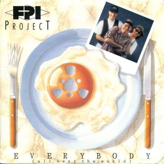 Coverafbeelding Everybody (All Over The World) - Fpi Project