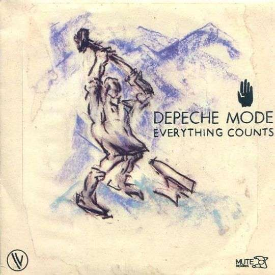 Coverafbeelding Everything Counts - Depeche Mode