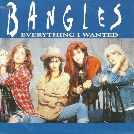 Coverafbeelding Everything I Wanted - Bangles