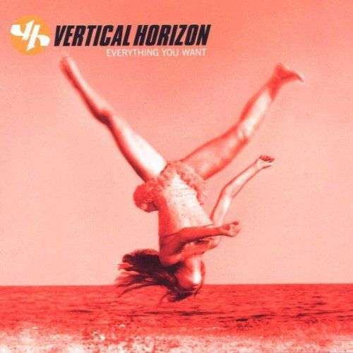 Coverafbeelding Vertical Horizon - Everything You Want